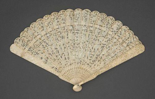 1800s fan