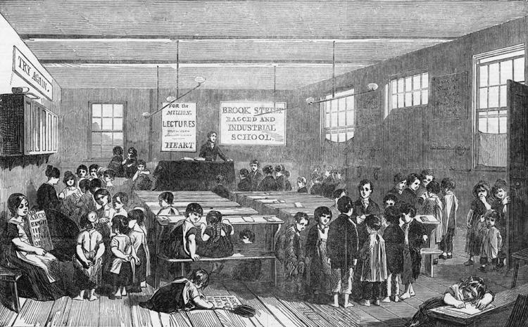 Victorian era education
